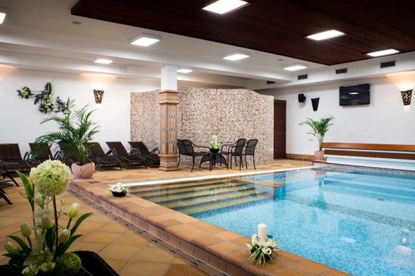 Bazén - RKC Nové Dvory