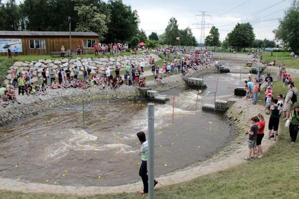 Vodácké centrum